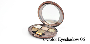 6 Color Eyeshadow 06